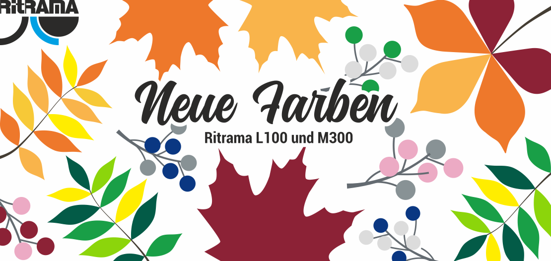 Neue Farben Ri-Mark Plotterfolien