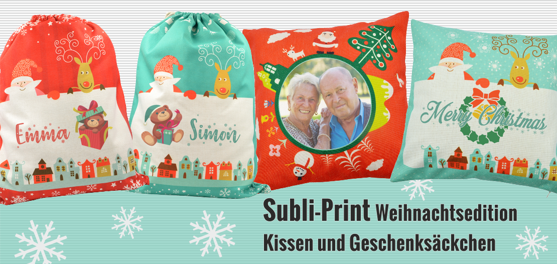 Subli-Print Weihnachtsedition 2020