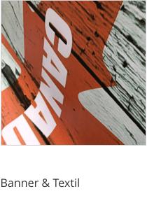 LFP Media - Banner & Textil