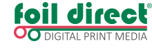 foil direct Digital Print Media