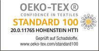 SUPERIOR FLEX PERFORM OEKO-TEX