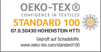 POLI-FLEX TURBO OEKO-TEX