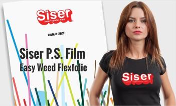 Siser P.S. Film Easy Weed Flexfolie
